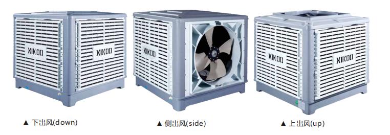 工业冷气机XK-18S/23S/25S产品图
