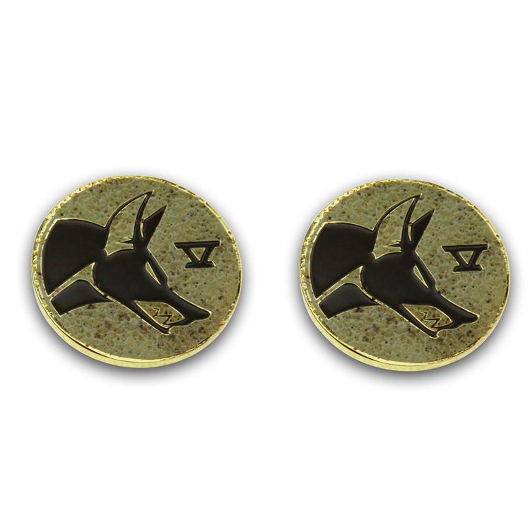 纪念币定制与金银币制作资深纪念币厂家-M02