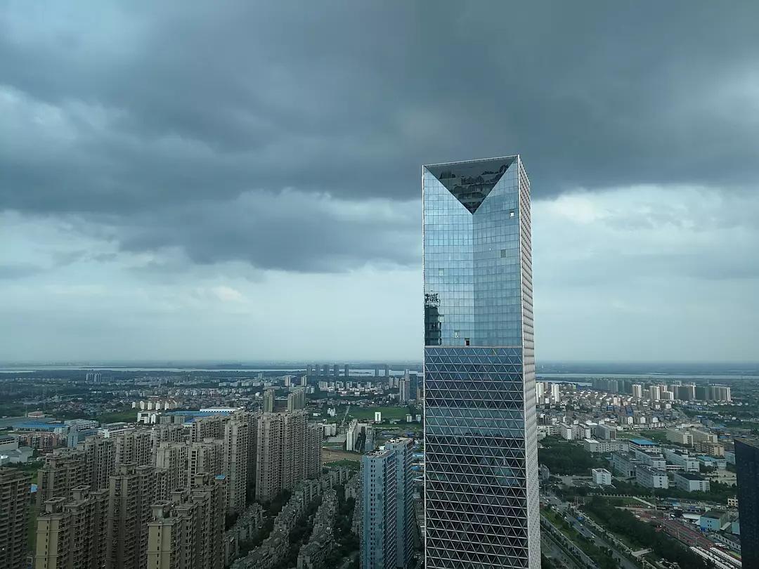 南昌紫峰大厦