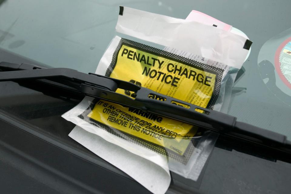 女子停车没注意收费单 发现时却要缴20多万