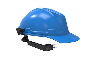 安全帽式单眼