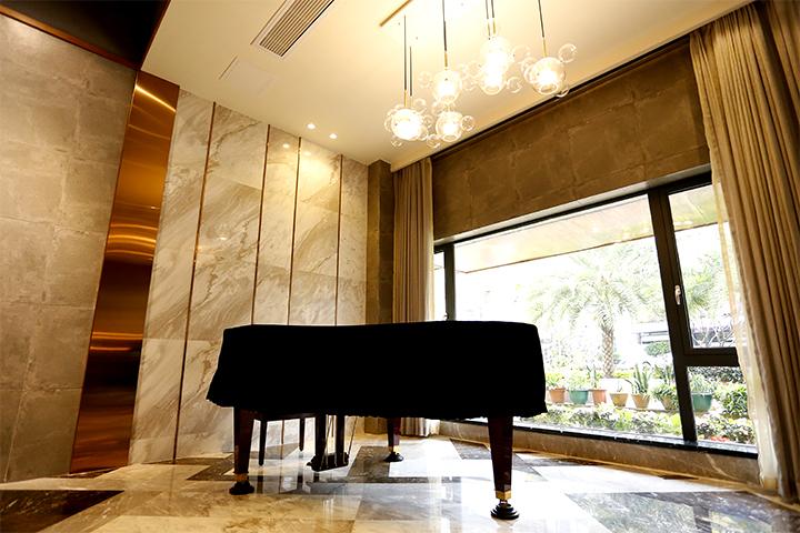 一楼-钢琴