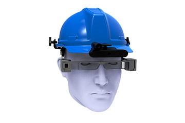 安全帽式双眼(含摄像头)