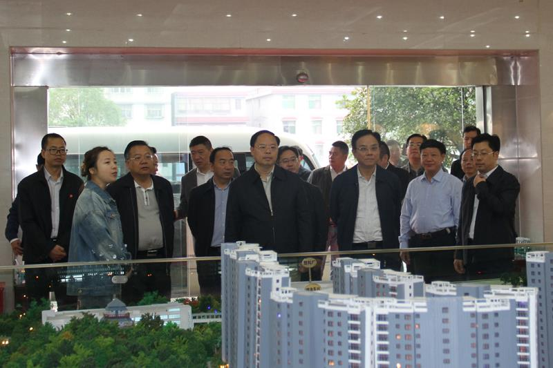 Vice Governor Zhang Jianfei to Gospell Research: Outstanding Innovation Leads to Accelerate the Cons