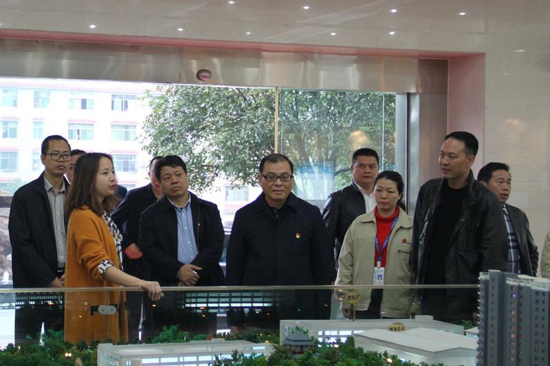 Chenzhou Municipal Committee, Municipal Organization Department Minister Jiang Bo to our investigati