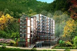 长安中心区3栋大型统建楼 宵边【公园山景】均价5300元起