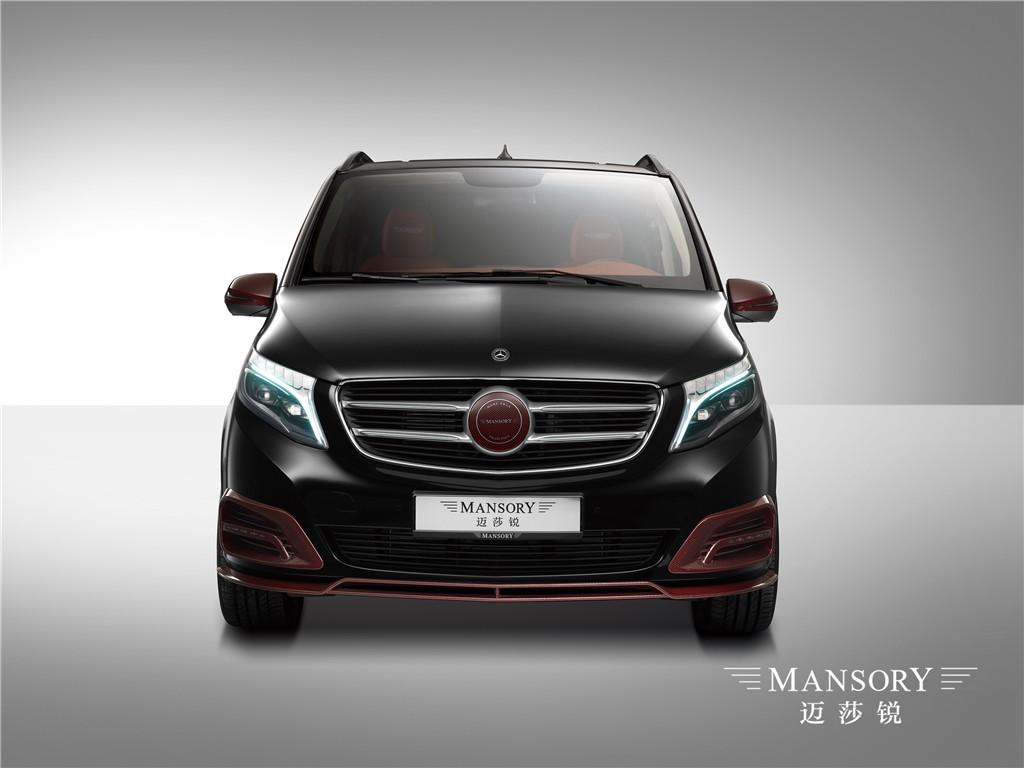 Mansory邁莎銳M580碳纖商務車赫迪