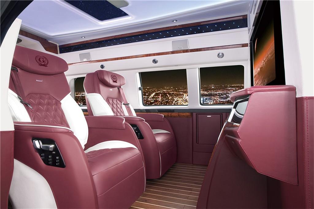 GMC |  G660雅尊天幕版商务房车