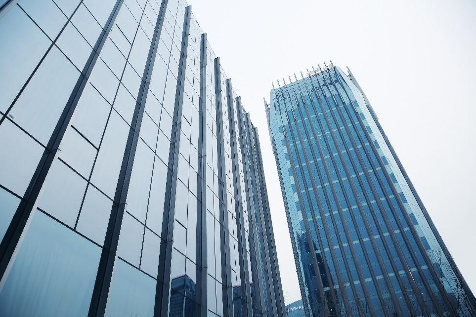 固特佳?建筑智能遮阳玻璃