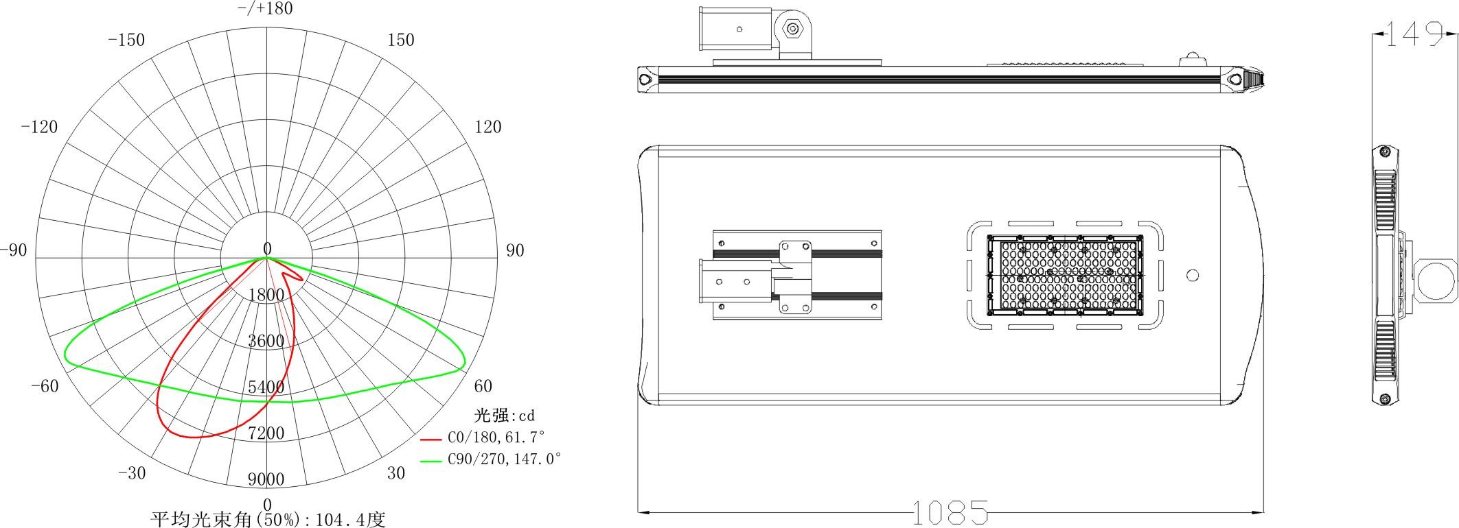 SF-TYN-160-30W