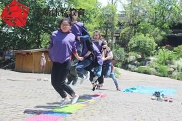 趣味活動項目:大河之舞