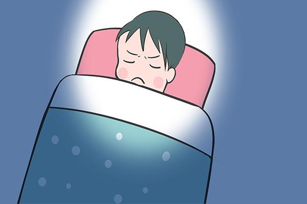 失眠多梦 、精神不振、面色黯淡