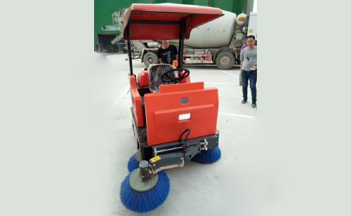 扫地机在保洁行业迅猛发展