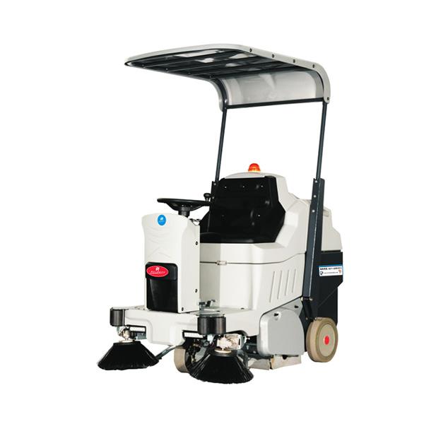 NST-120驾驶式扫地车