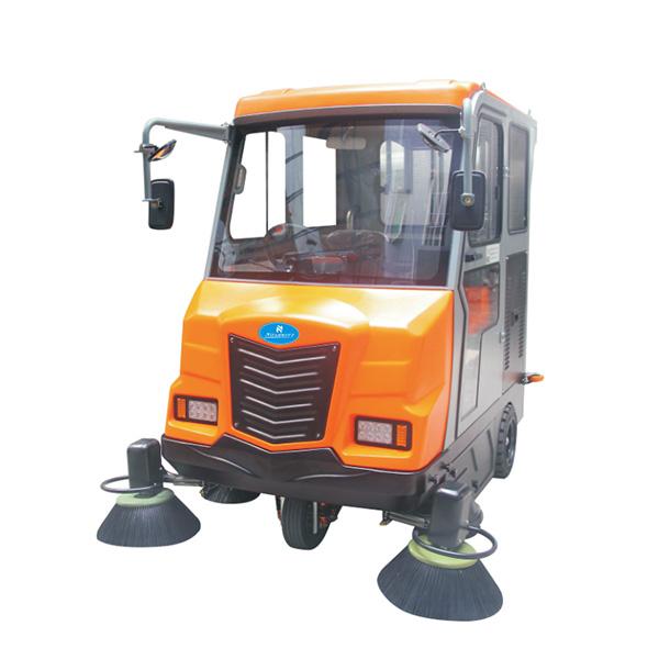 NSV-210驾驶式扫地车