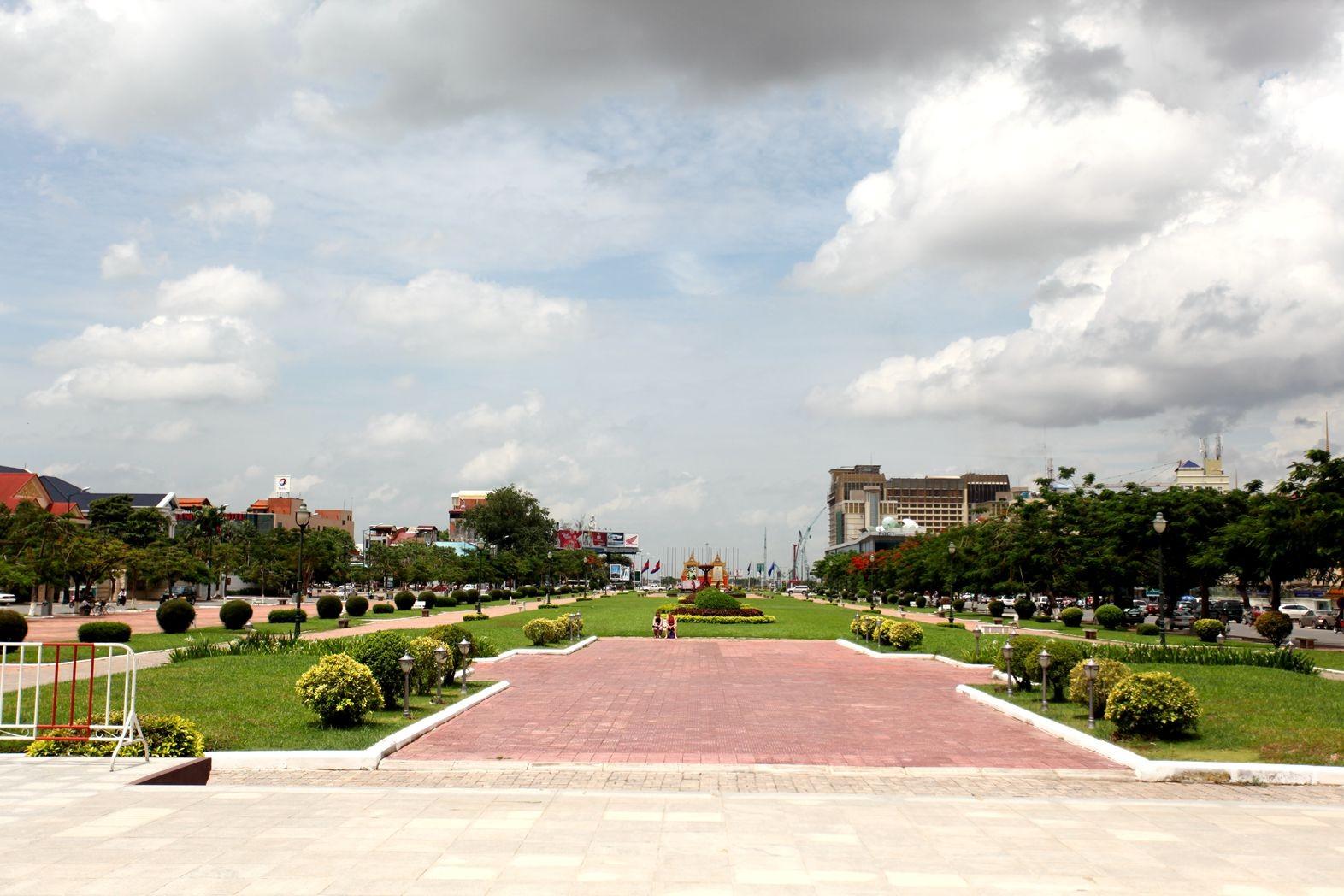 耕耘柬埔寨