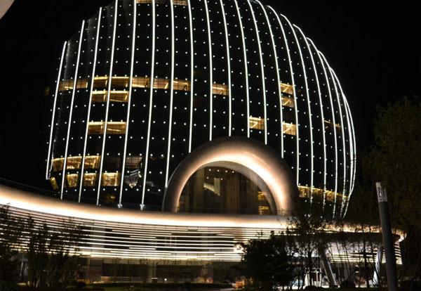 北京APEC峰会日出东方酒店