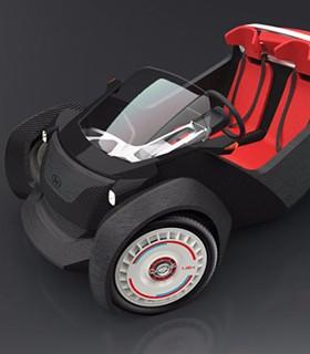3D打印之汽车应用