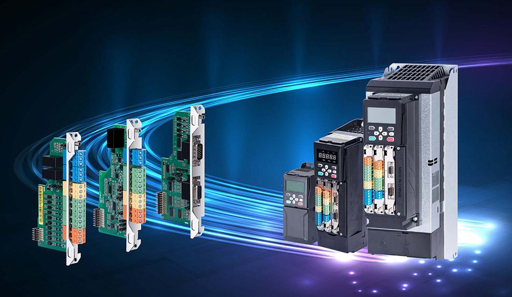 【新品出击】VTS系列变频器/伺服驱动器全新上市
