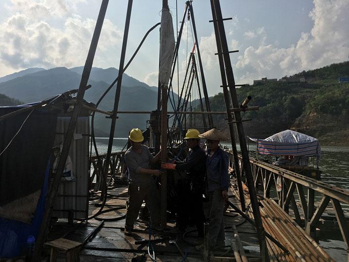 普西桥项目施工简介