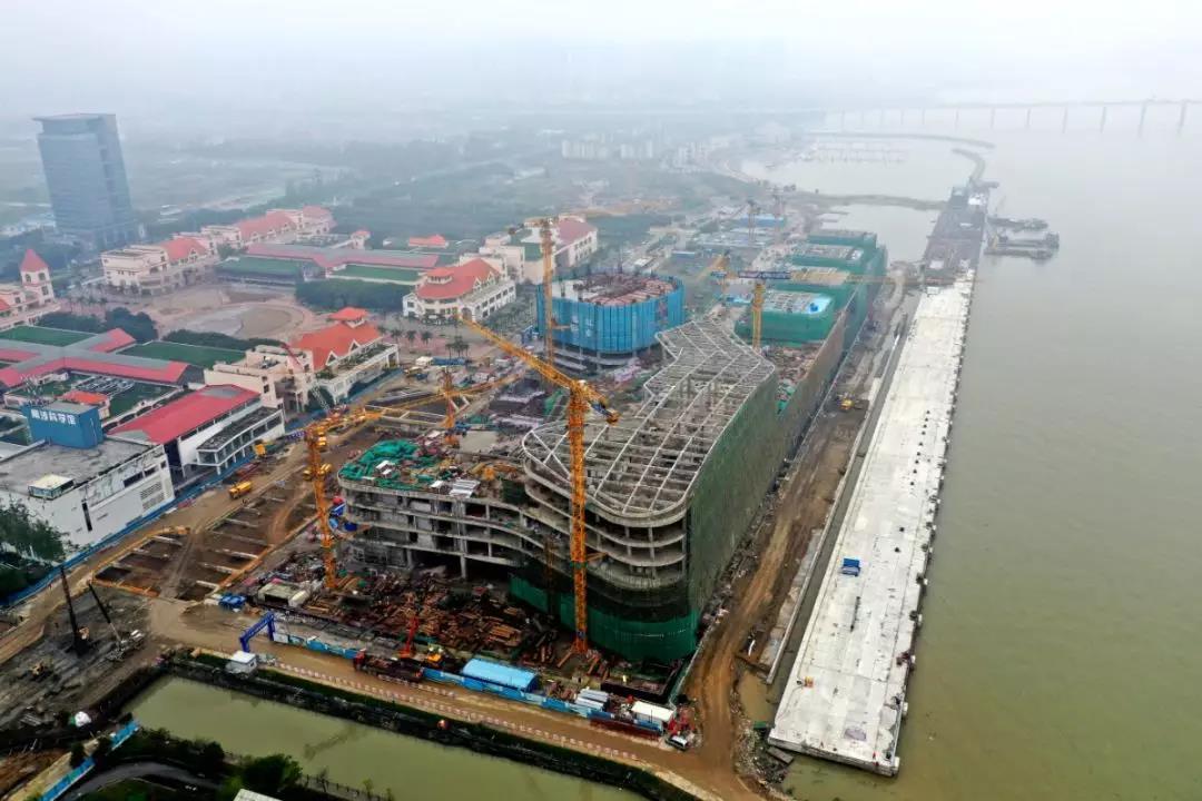 Guangzhou Nansha International Cruise Home Port Operation Management Co., LTD.-CCYIA