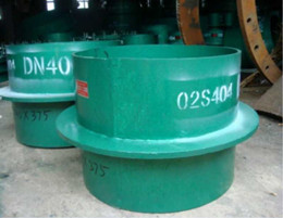 刚性防水套管A型,B型,C型区别
