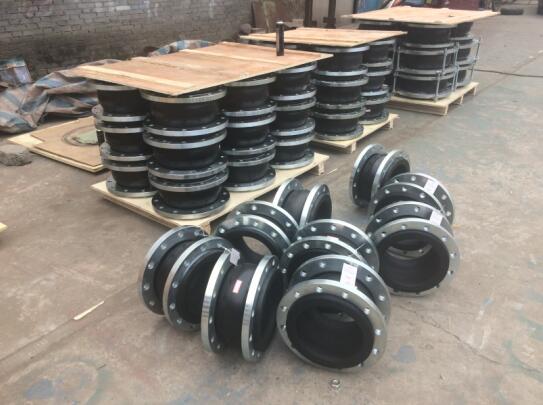 新疆DN1000可曲挠橡胶软接头