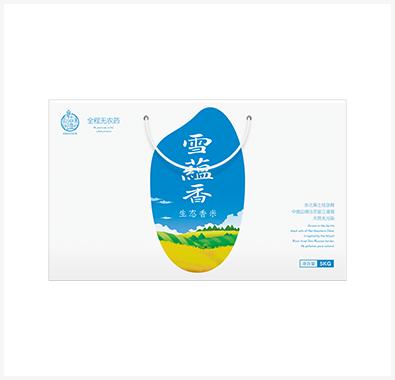 雪蕴香生态香米【礼盒装】