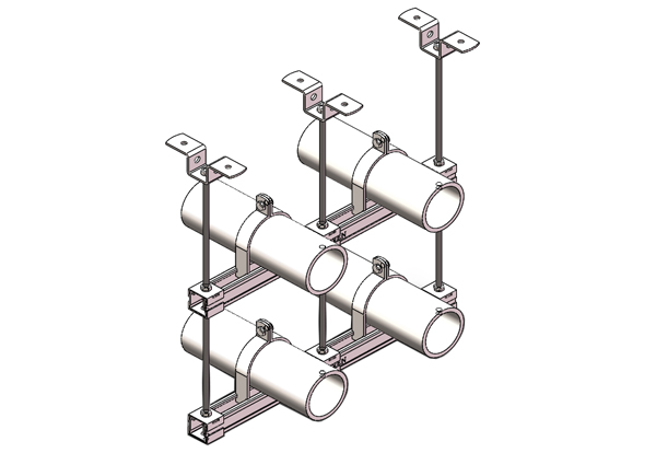 浅谈建筑机电betway西汉姆精装版支撑系统在国内的发展趋势