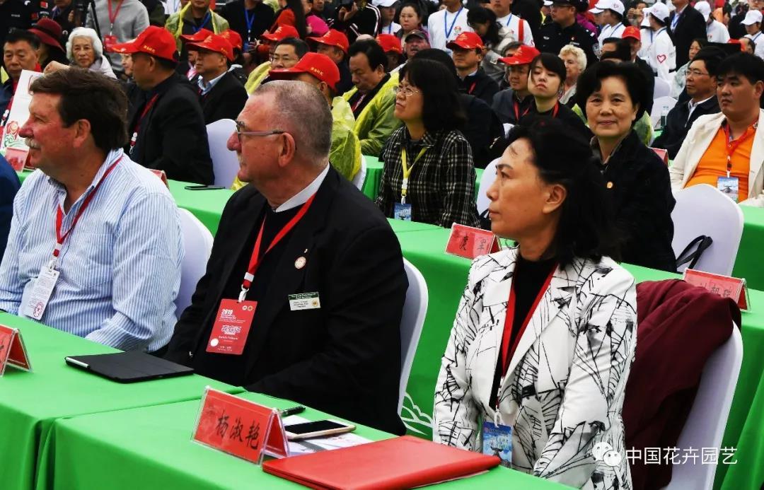 2019世界月季洲际大会暨第九届中国月季展开幕 | 动态