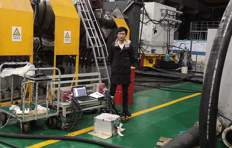 动静态采集设备现场测试-株洲中国航发