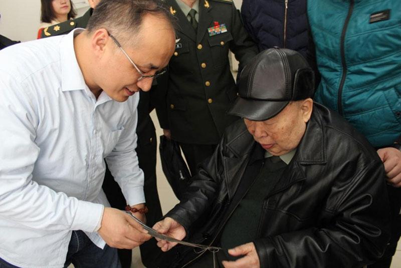 中国工程院院士徐滨士莅临最新manbetx客户端下载万博体育手机版登录