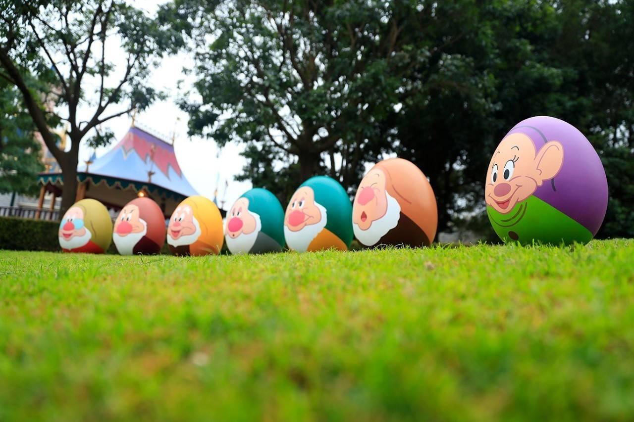 趣味活动拓展项目:寻宝蛋