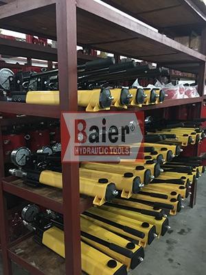 拜尔液压工具租赁项目开展如火如荼,订单不断!