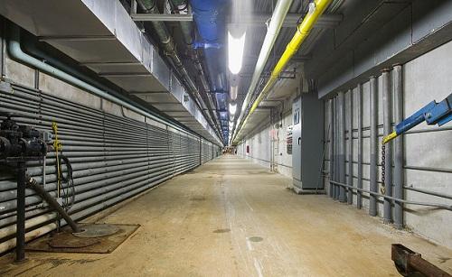 走廊主管道