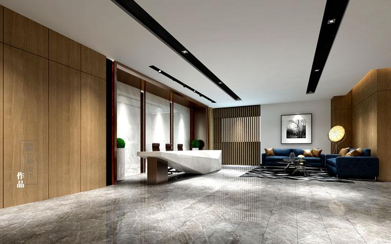 办公空间设计:常州爱特大厦