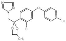 苯醚甲环唑