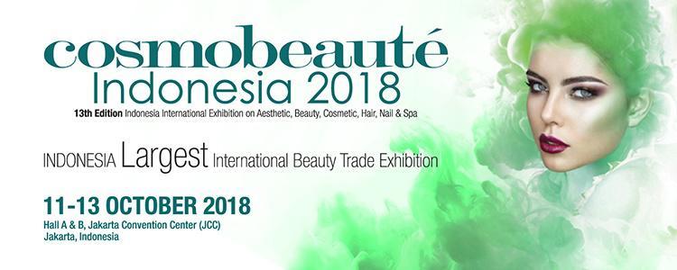 2018印尼国际美容美发及SPA展