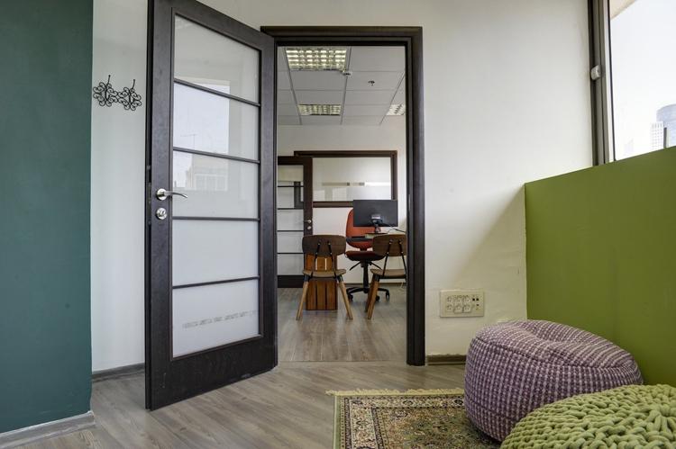 游走在旧时光的办公室,身心温暖。