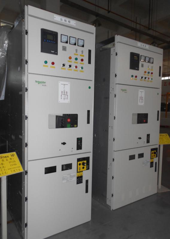 MVnex HP 金属铠装开关设备