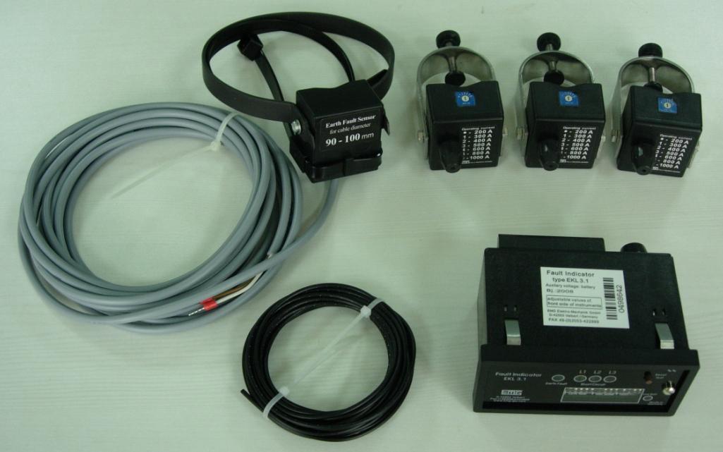 面板型短路接地故障指示器(德国EMG)