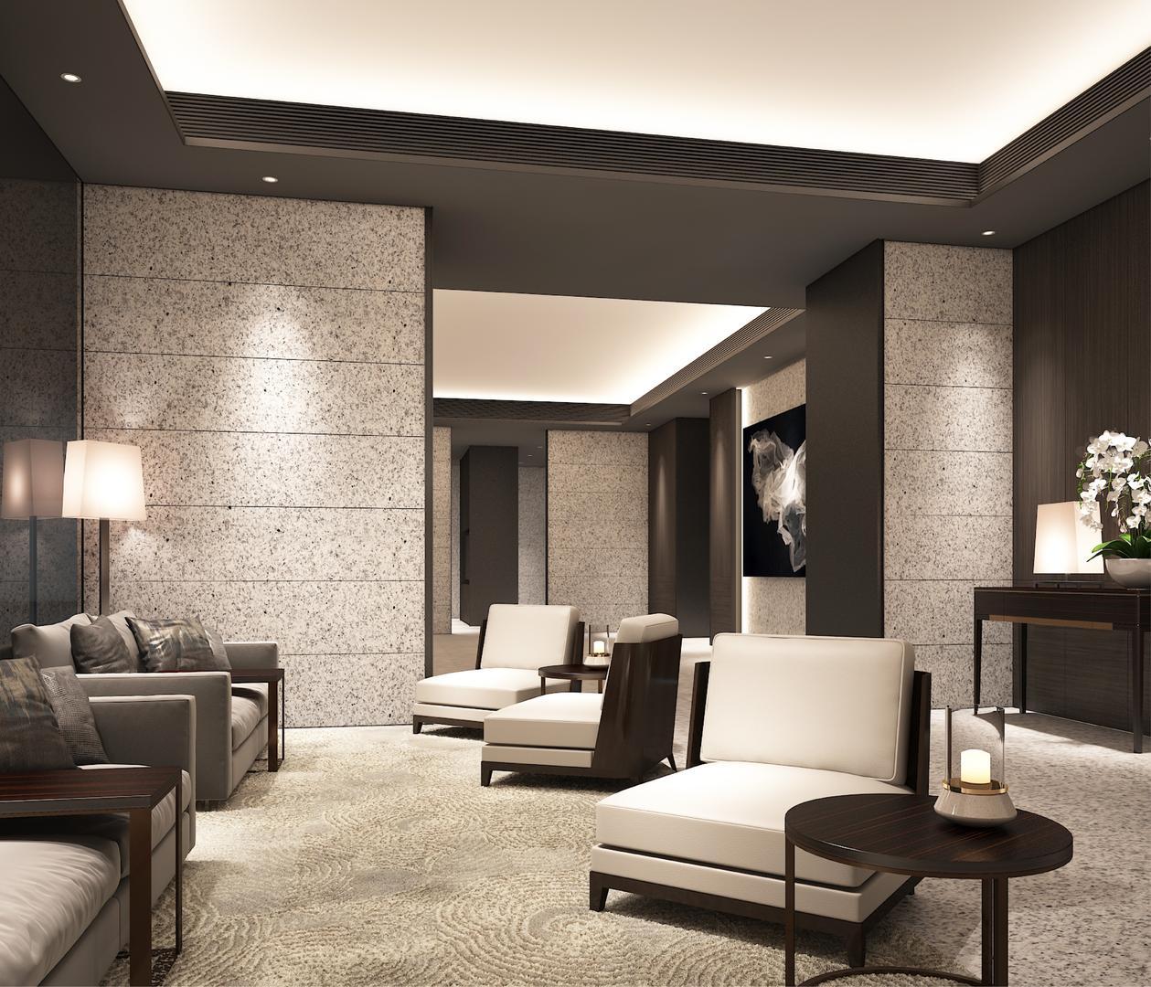别墅空间:现代风格别墅设计|300㎡