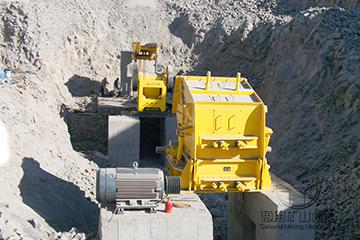 哪种破碎机可实现一小时400吨的石料加工