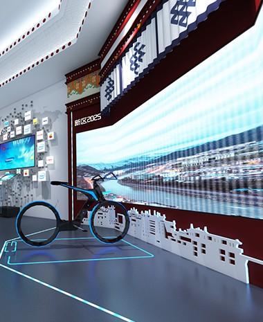 VR全景漫游展项