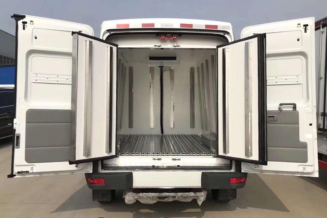 GSP标准疫苗药品冷藏车