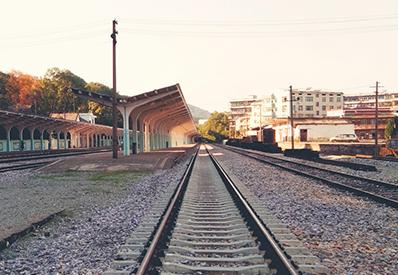 哈萨克斯坦铁路口岸站换装动态