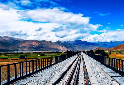 哈中两国或将开通第三条跨境铁路