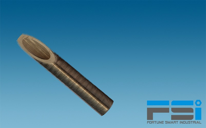 Stainless Steel Finned Tubes1
