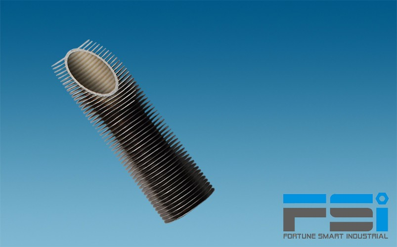 Stainless Steel Finned Tubes2