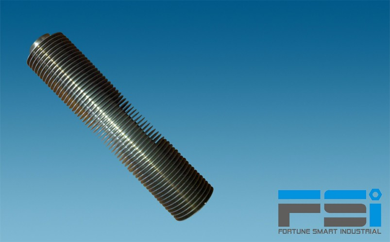 Stainless Steel Finned Tubes5